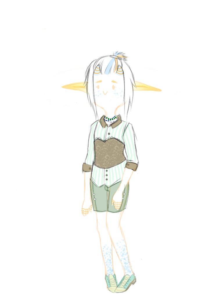 outfit 2 olivier by SundaySunny