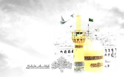 Shams_Alshomus_Wallpaper by saeedzadeh