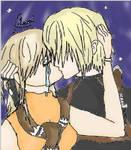 LeonAshley kiss color