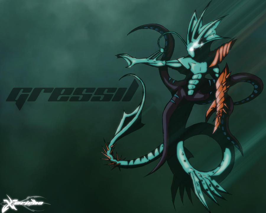 Vanguard Gressil by xericho