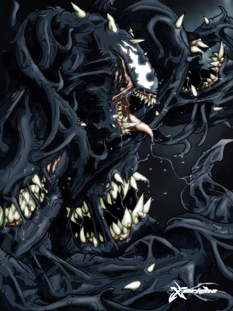 Venom Unleashed by xericho