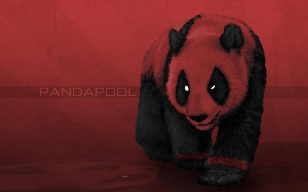 Pandapool by xericho