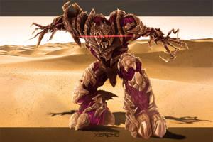 Megatron Organic by xericho