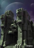 Castle Grayskull by xericho