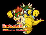Bowser on a Rampage