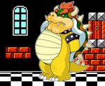 Bowser looking all Snooty