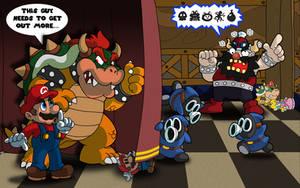 Super Mario RPG - Where's My Mini-Mario?