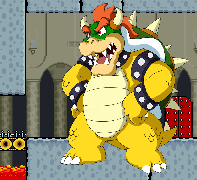 Bowser by BenjaminTDickens