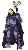 Skeletor-Overlord of Evil