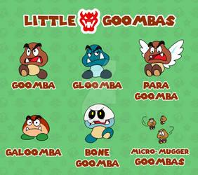 Super Mario Bros. Goombas