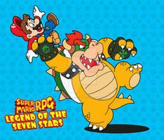 Super Mario RPG - Bowser's Hurly Gloves