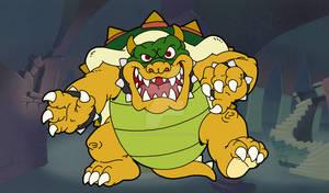 King Koopa DIC original concept