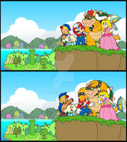 Super Mario RPG - Who's the Boss?