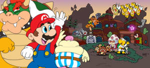 Super Mario RPG - Monstro Town, We Hardly Knew You