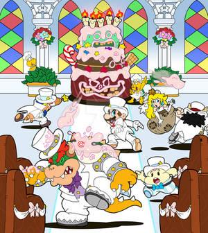 Super Mario RPG - Let Them Eat Cake