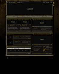 Camouflage Gamingdesign by mynameisfredrik