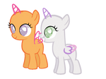 Mlp filly couple base