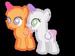 Filly couple base version 2