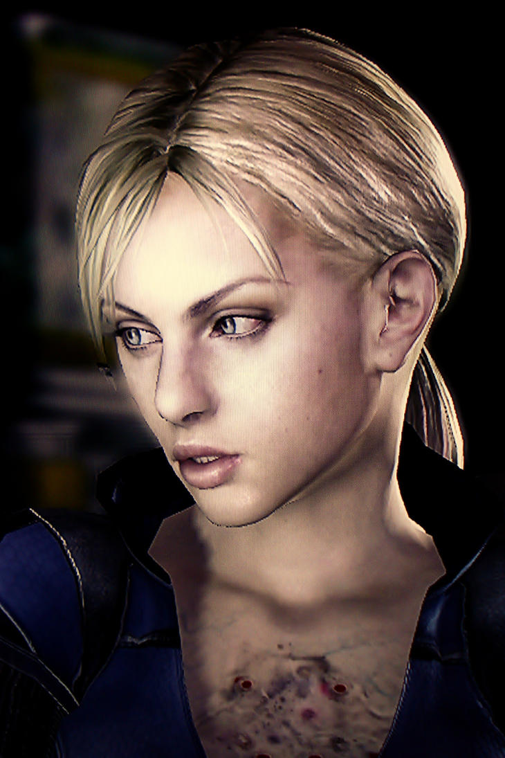 Jill RE5 by SamiEggPower