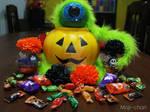 Happy Halloween by Shade-Shiro