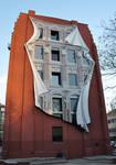 Toronto building art