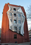 Toronto building art by Busta09