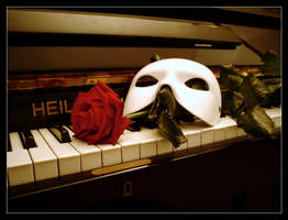 The Phantom of the Opera VIII by Anere