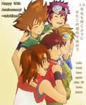 Digimon 10th Anniversary