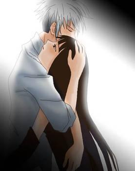 Haru Rin embrace