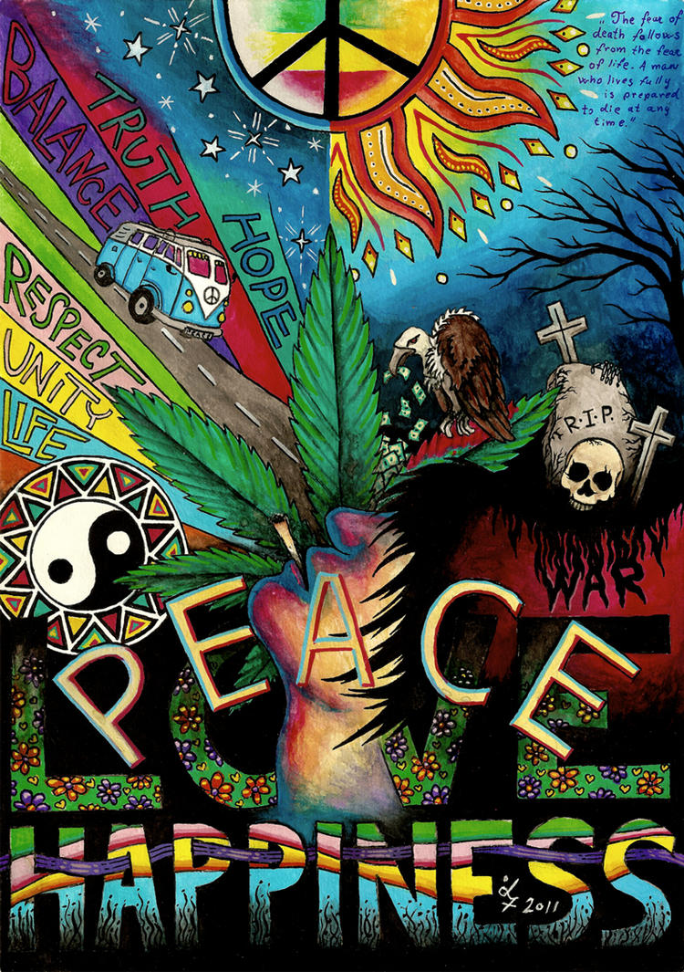 Peace by ylorish