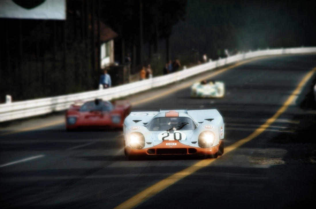 24 Heures du Mans by lordcleric