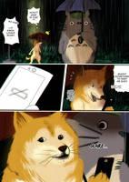 Doge Fan Art Mashup by Sakudrew