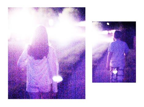 like walking in a dream