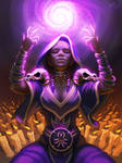 Hearthstone Hooded Acolyte