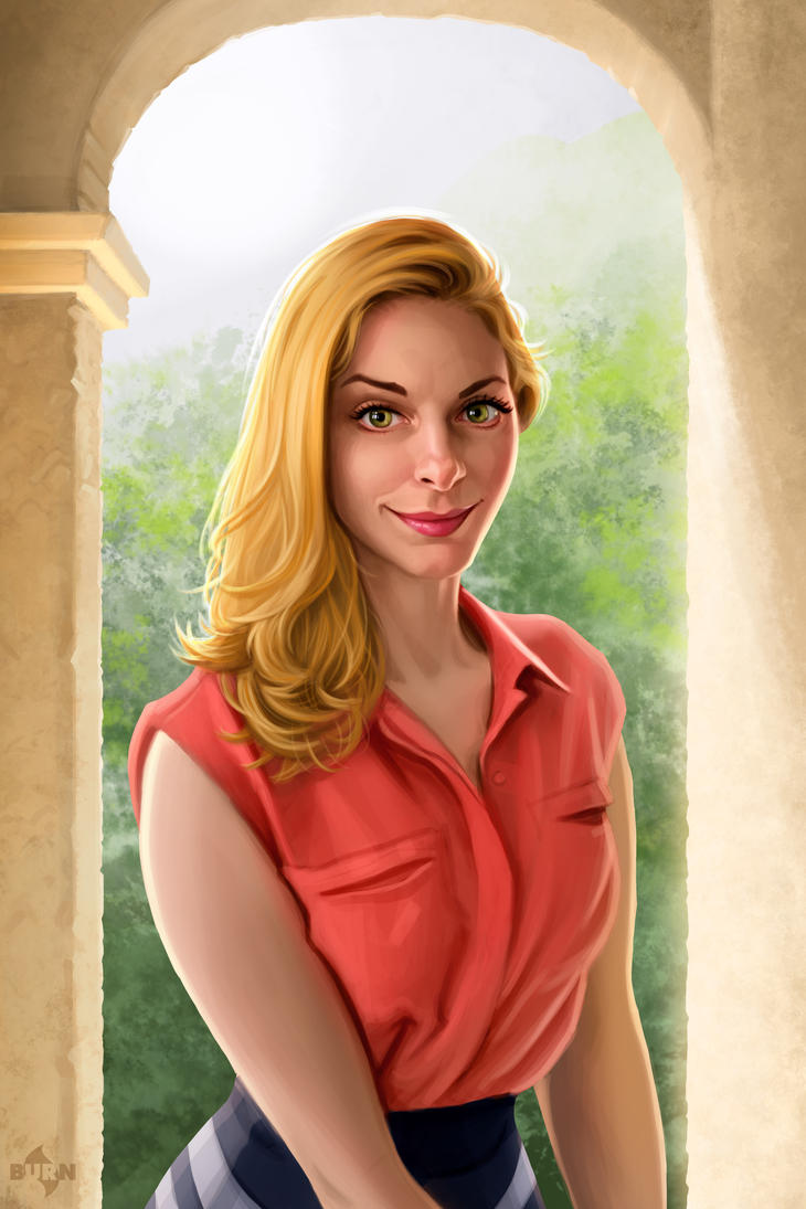 Elise by burncomics