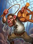 Hearthstone Trogg Beastrager