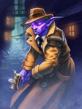Streetwise Investigator