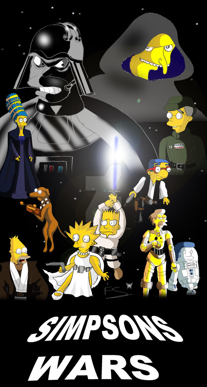 Simpson Wars by Lady--knight on DeviantArt