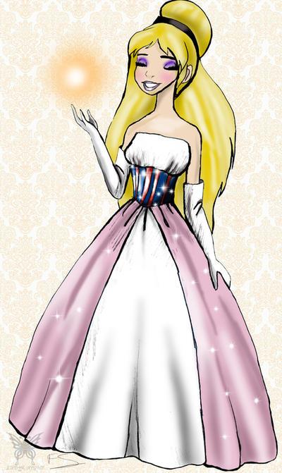 Disney Villains Designer Collection (depuis 2012) - Page 5 Eilonwy_disney_princess_designer_collection_by_artemisiadupeintre-d564jff
