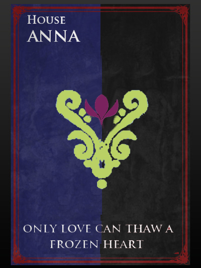 Game of thrones coat of arms Anna by Lady--knight on DeviantArt