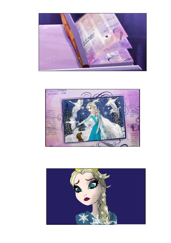 Venez postez vos photos (images) drôles / amusantes de Disney - Page 2 Elsa_in_ever_after_high_4_by_lady__knight-d7auk3j