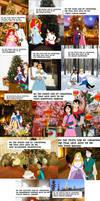 12 days of christmas Disney Princesses