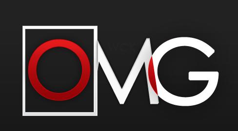 Random 'OMG' Logo