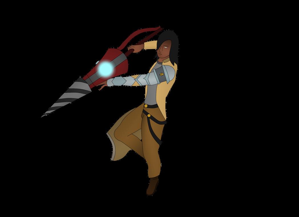 Corvus Xadec by Jade-Dragoon
