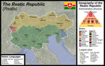 Map of the Reatic Republic