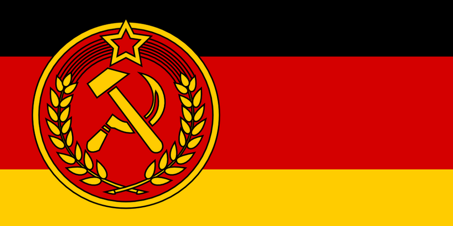 Flag of the Union of European Worker's Republics by Martin23230