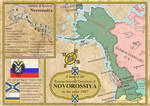 The Russian Imperial Dominion of Novorossiya