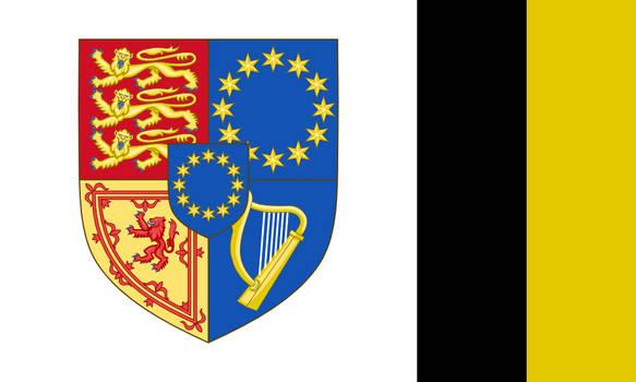 Flag of the Carolinian Kingdom of Maryland
