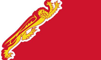 New Flag of England