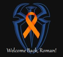 Welcome Back, Roman! by Erix19